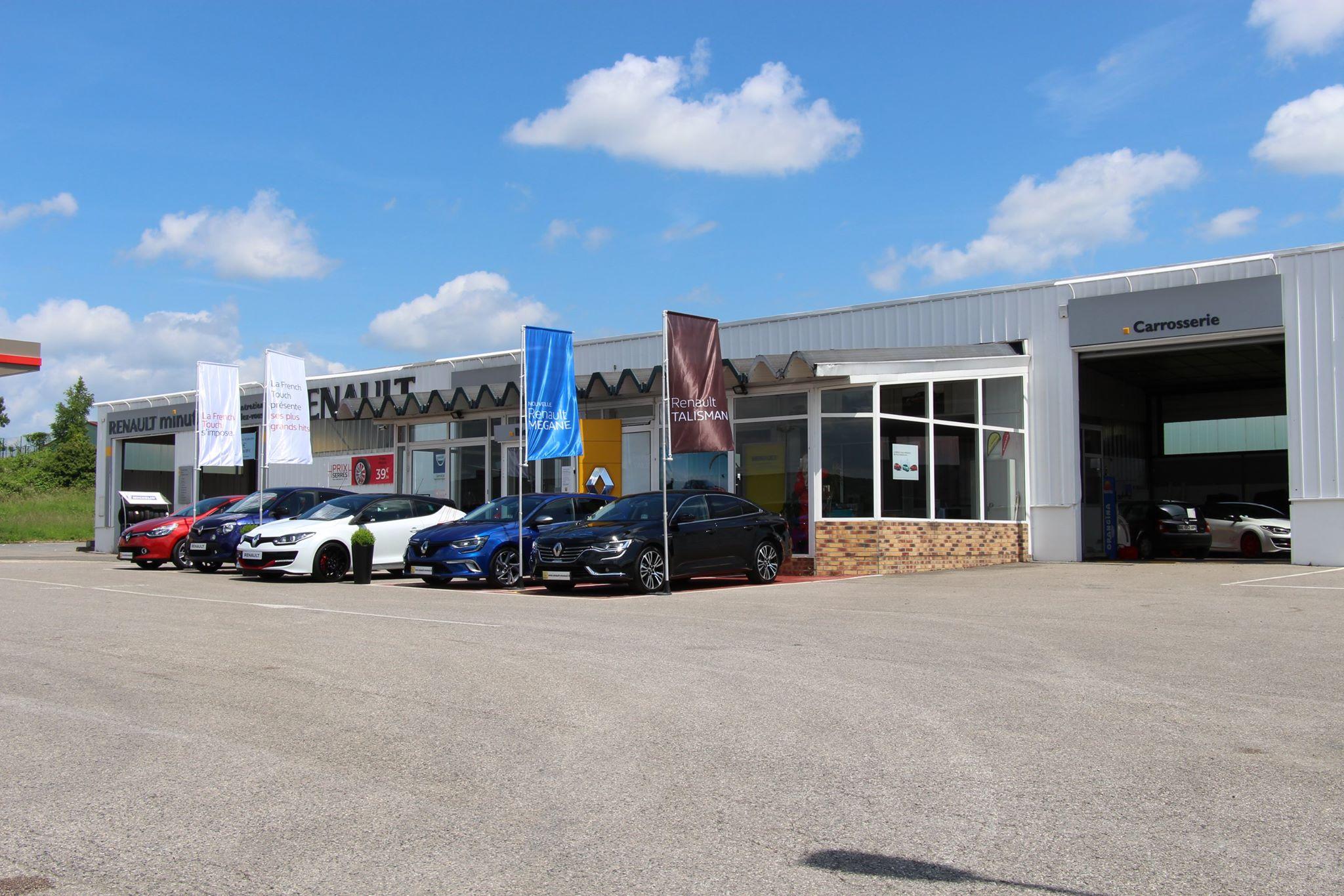 Renault moreuil garage de l 39 espinoy voiture occasion - Garage de l abbaye renault ...