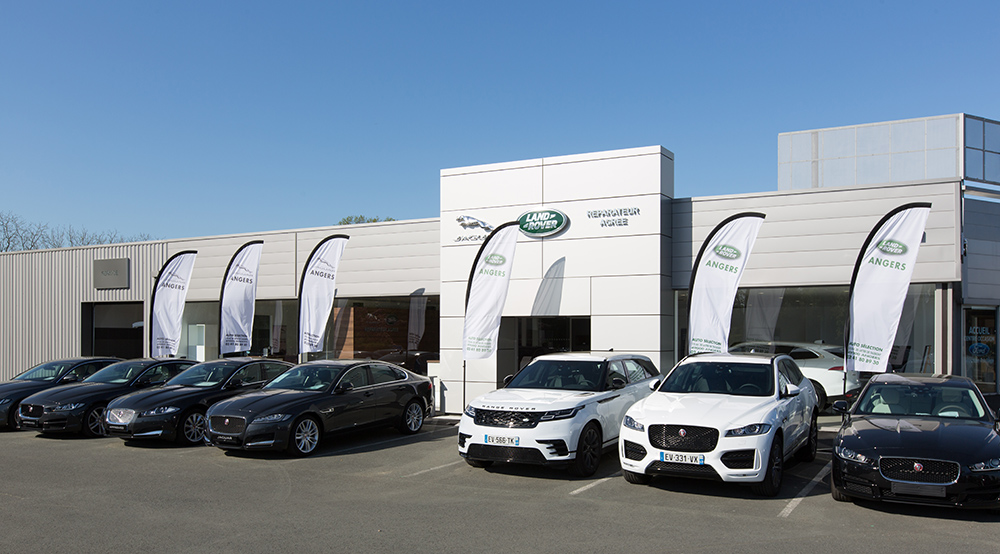 auto selection jaguar land rover angers concessionnaire land rover angers auto occasion angers. Black Bedroom Furniture Sets. Home Design Ideas